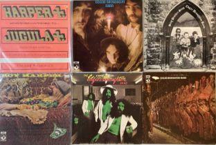 EDGARD BROUGHTON BAND/ ROY HARPER - LPs