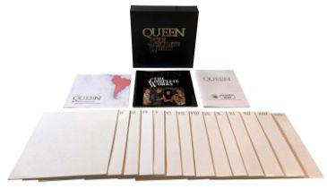QUEEN - THE COMPLETE WORKS 14 LP BOX SET (QB1)