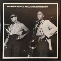 LEE MORGAN & WAYNE SHORTER - THE COMPLETE VEE JAY SESSIONS (MOSAIC 6 CD BOX SET - MD6-202)