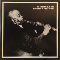 SIDNEY BECHET - THE COMPLETE BLUE NOTE (MOSAIC 4 CD BOX SET - MD4-110)