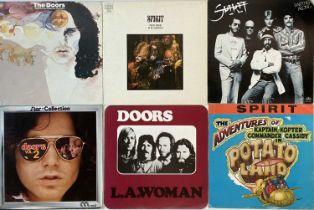 SPIRIT/ THE DOORS - LPs