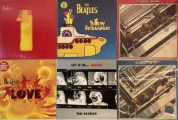 THE BEATLES - MODERN PRESSINGS/ COMPILATION LPs