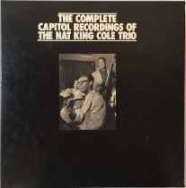 NAT KING COLE TRIO - THE COMPLETE CAPITOL RECORDINGS OF (MOSAIC 18 CD SET - 138)