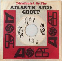 "THE AUTOGRAPHS - DO THE DUCK 7"" (ORIGINAL US PROMO - JOKER RECORDS 715)"