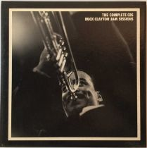 BUCK CLAYTON - THE COMPLETE CBS JAM SESSIONS (MOSAIC 6 CD BOX SET - MD6-144)