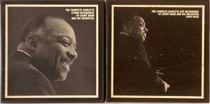 COUNT BASIE - MOSAIC CD BOX SETS
