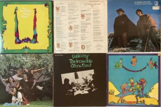 THE INCREDIBLE STRING BAND - LPs