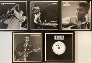 JAZZ/ BLUES - MOSAIC LIMITED EDITION CD BOX SETS