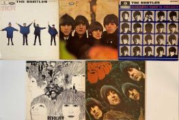 THE BEATLES - STEREO LP PACK