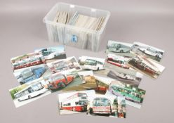 A collection of Bus & Coaches photograph's, Voel, Yeomans, Goldstar examples