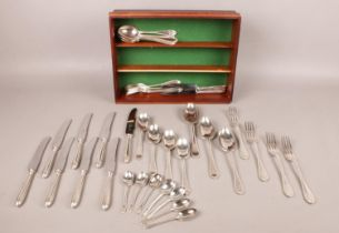 A quantity (42 pieces) of James Dixon & Sons Ltd Cutlery - Firth Stainless steel (Sheffield). Please