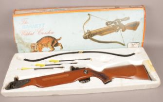A boxed Crossbow The Barnett Wildcat.