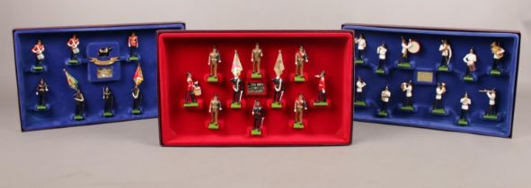 Britain Collectors Models. Limited Editions 5294 The Royal Anglian Regiment, 5189 The 22nd