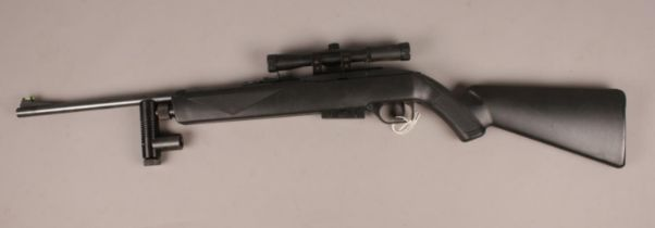 A Crosman Model 1077 .177 calibre air rifle. CAN NOT POST.