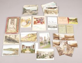 A collection of mostly postcards (33) and photographs from the UK & Europe dating back to 1924