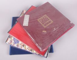 Four Royal Mail Special Year Books - all intact with mint stamps included for the year. (1986, 1990,
