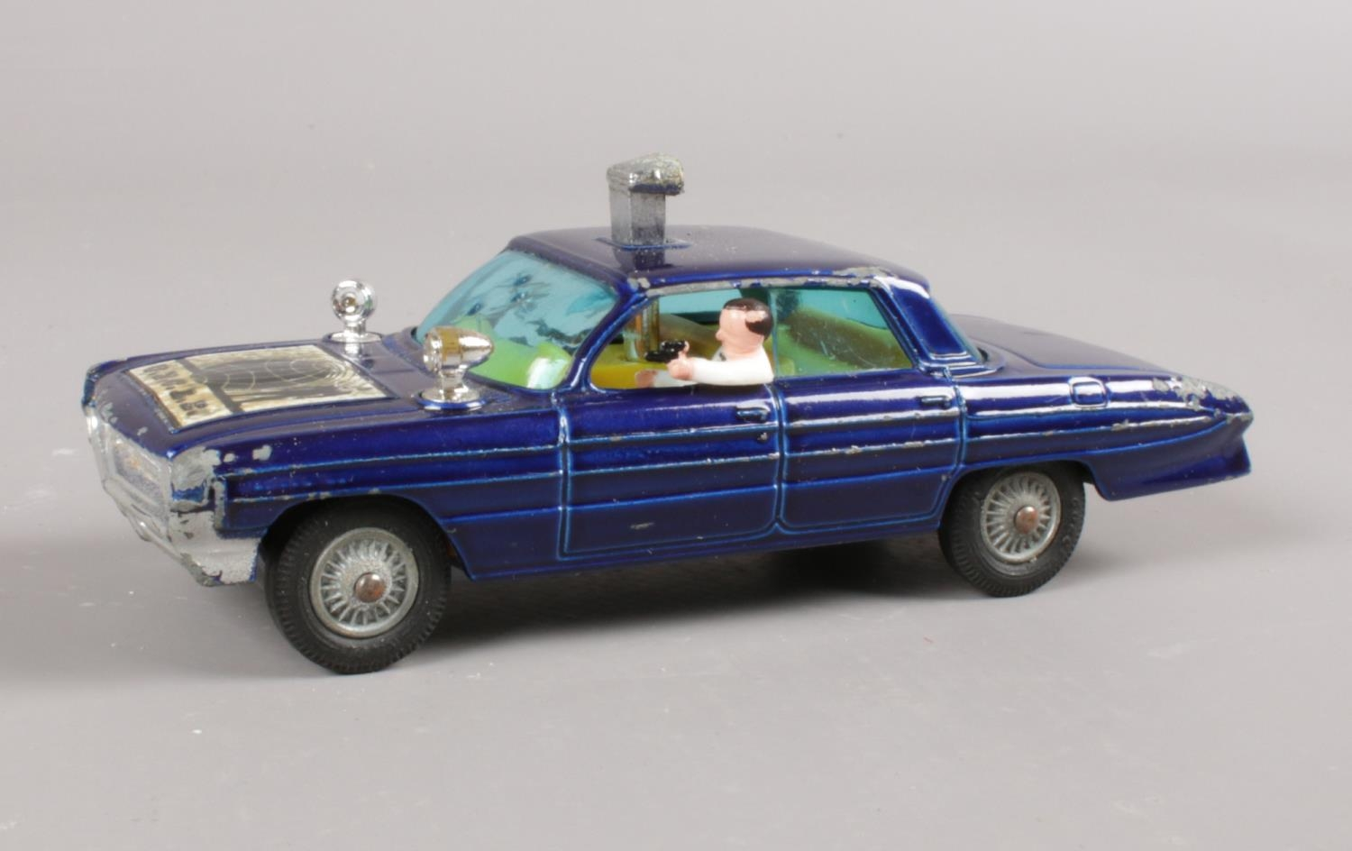 A boxed Corgi Toys 497. The man from U.N.C.L.E 'Thrush-buster'. - Image 2 of 2