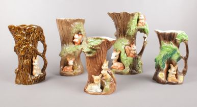 A group of ceramic's. Eastgate pottery, Hornsea, Sylvac examples etc