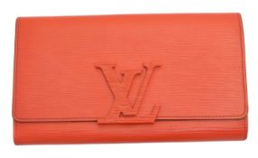 A Louis Vuitton Epi 'Louise' wallet,