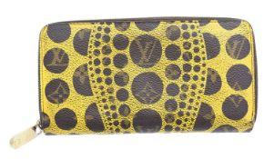 A Louis Vuitton Limited Edition Yayoi Kusama Wallet,