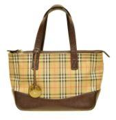 A Burberry Vintage Bag,