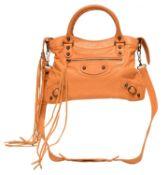 A Balenciaga 'Town' bag,