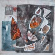 Pere Alemany (Spanish 1952-) Untitled
