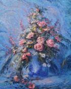 """Richard W. Ponder (20th century) """"Victorian Bouquet"""""""