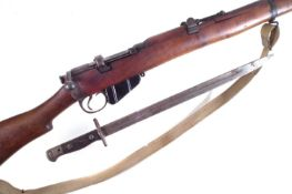 Deactivated Lee Enfield SMLE