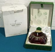 1 Baccarat Crystal Decanter Remy Martin 'Cuvee Centaure' (1990 Release)