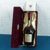 """1 Bottle Cognac Martell """"Extra"""" 'Cordon Argent' 1980's release"""