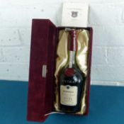 """1 Bottle Cognac Martell """"Extra"""" 'Cordon Argent' 1980's release of now discontinued line"""
