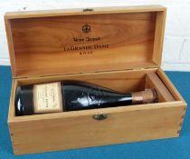 1 bottle Champagne Veuve Clicquot Grande Dame Brut Rose 1989