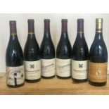 6 Bottles Mixed Lot Fine Chateauneuf du Pape and Crozes Hermitage
