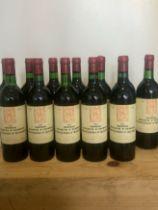 12 bottles (IN OCC) Chateau Macquin St Georges, St Georges St Emilion 1982