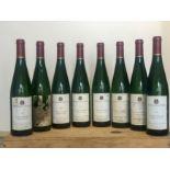 8 Bottles Zeltinger Sonnenuhr Riesling Spatlese, Estate Weingut Selbach-Oster 2007