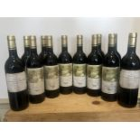 12 Bottles Domaine du Grand Mayne Cotes de Duras of three consecutive vintages