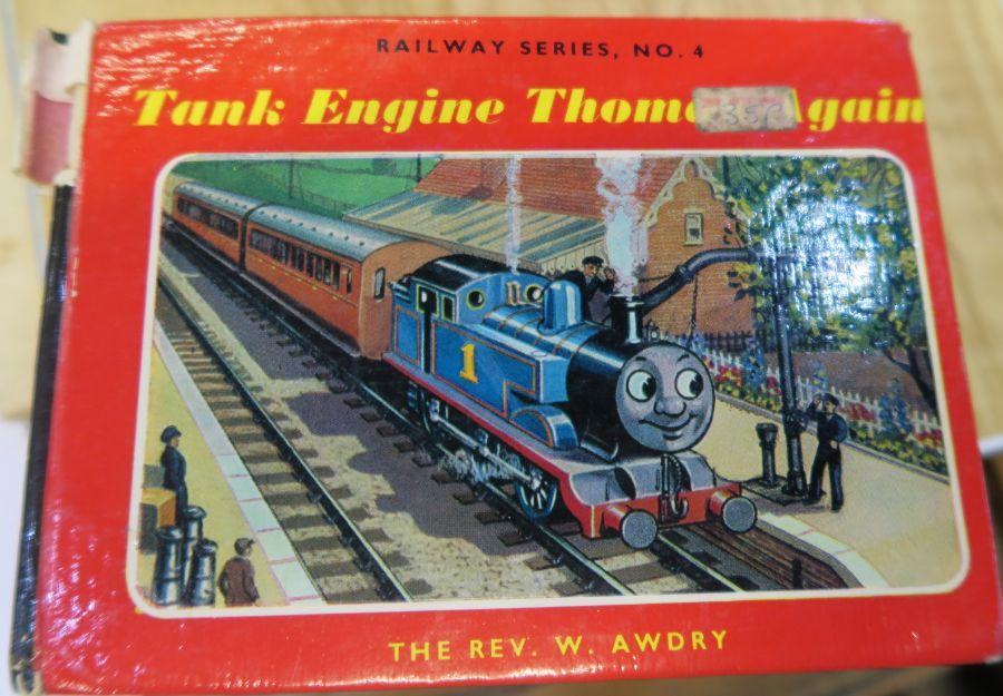 11 Thomas The Tank Engine books - Image 6 of 12
