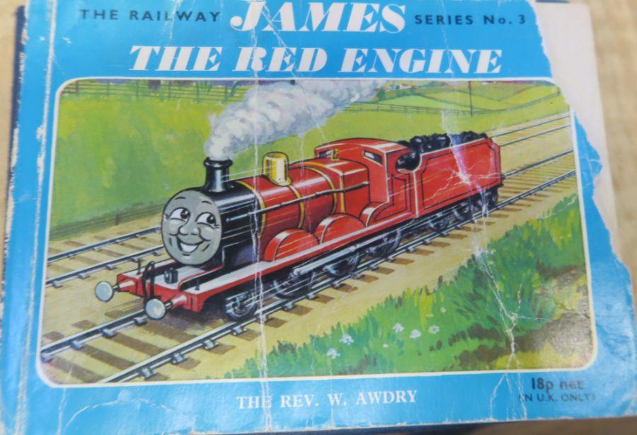 11 Thomas The Tank Engine books - Image 3 of 12
