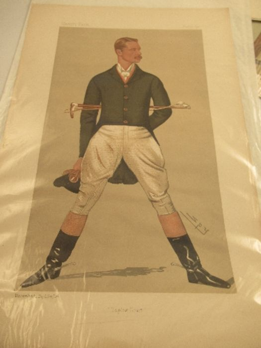 A collection of Vanity Fair prints, approximately 10 - Image 8 of 11