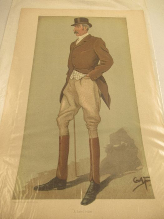 A collection of Vanity Fair prints, approximately 10 - Image 9 of 11
