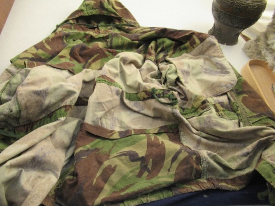 A vintage SAS captain's camouflage smock - Image 4 of 5