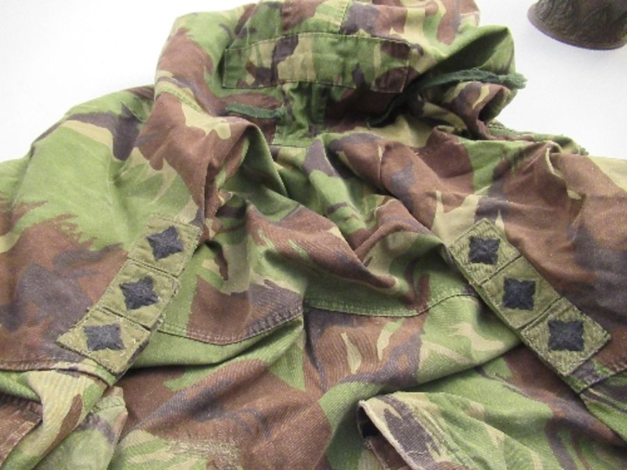 A vintage SAS captain's camouflage smock - Image 5 of 5