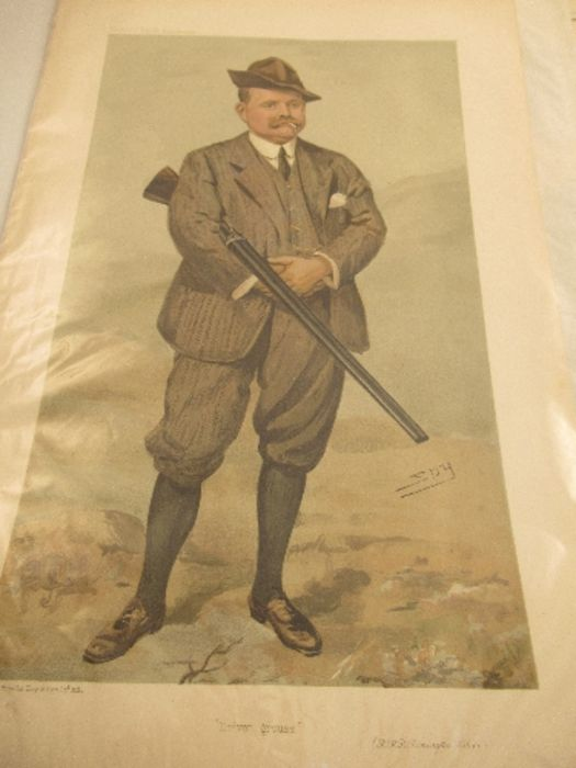 A collection of Vanity Fair prints, approximately 10 - Image 3 of 11