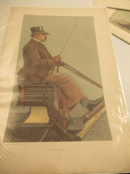 A collection of Vanity Fair prints, approximately 10 - Image 7 of 11