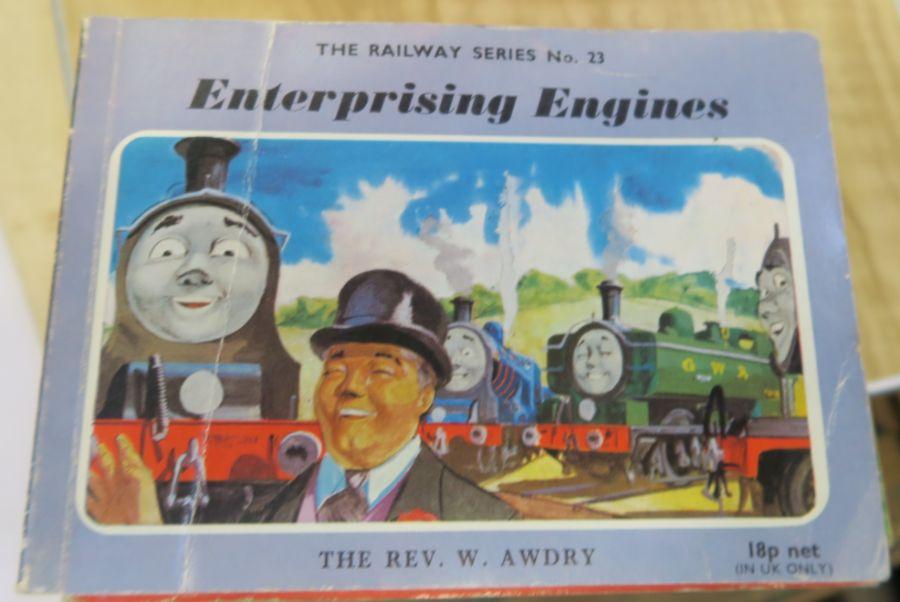 11 Thomas The Tank Engine books - Image 11 of 12