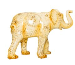 Hive in the Herd Delicately and intricately illustrated bees and honeycomb H1600mm x L2150mmx