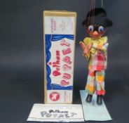 A Scarce Pelham Puppet Harlequin Type SM in Box
