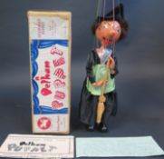 A Pelham Puppet Witch in Box
