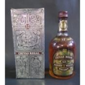 A Bottle Of Chivas Regal Blended 12 Years Old Scotch Whisky (75cl Boxed)